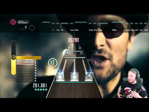 Eric Church - Creepin'  (Guitar Hero: Live, Expert, 100% Full Combo)