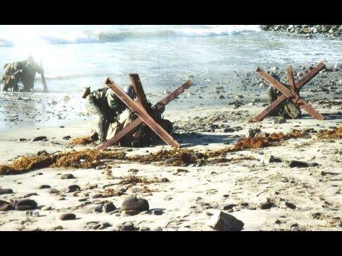 Suicide Missions; D-Day