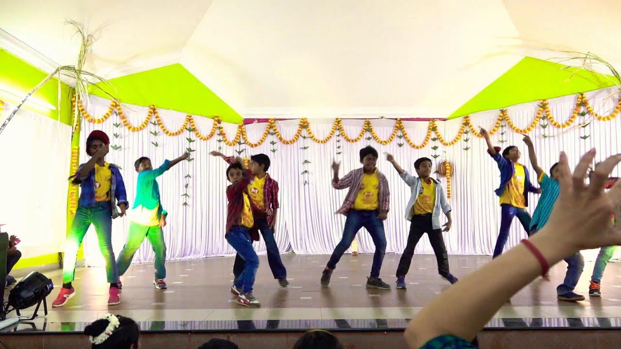 Kuthu dance Tamil kids
