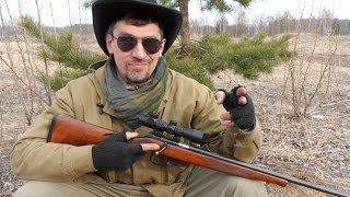 Тоз-78 (мелкашка) vs СКС. Обзор,тюнинг. Часть 2.Стрельба на 50, 100, 200м.