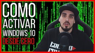 ✅ COMO ACTIVAR WINDOWS 10 LEGAL SIN PROGRAMAS - PARA SIEMPRE 2018 💻