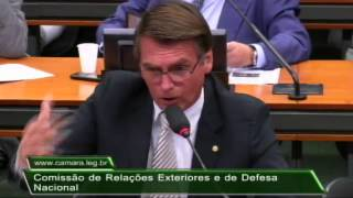 BOLSONARO ESCULACHA DEPUTADO HENRIQUE FONTANA PT/RS