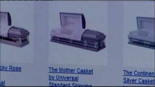Discount Chains Sell Caskets Online
