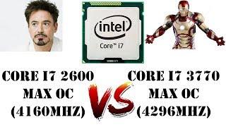 видео Intel Core  i7-3770T