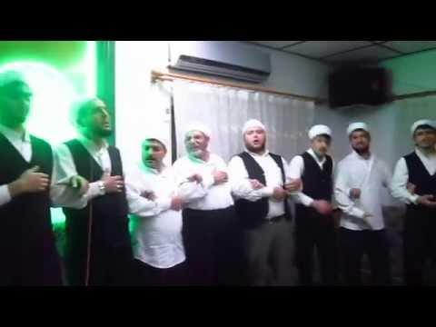 Pir Faruki Cemaati | Aşura Gecesi Zikrullahı 2014 | Faruki Zikir
