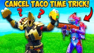 *SUPER OP* CANCEL TACO TIME DANCE - Fortnite Funny Fails and WTF Moments! #679