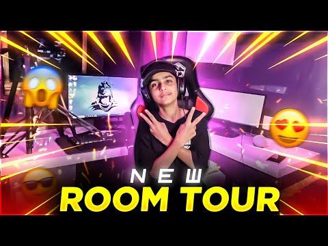 My New Ultimate 10 Crore Dollar Gaming Room Tour 🥵🔥 - Aditech