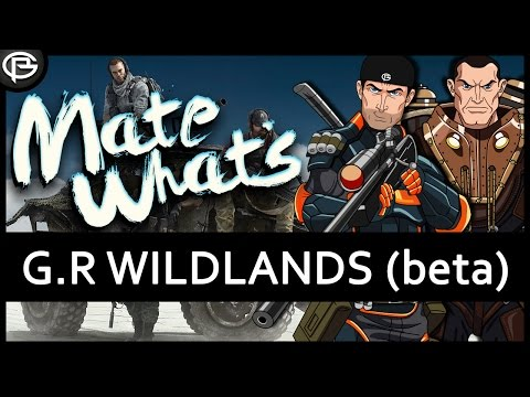 Mate, Whats: Ghost Recon - Wildlands?
