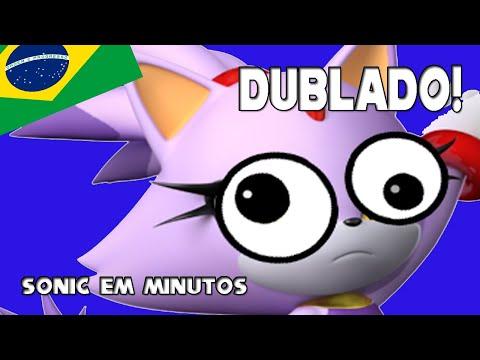 Sonic Rush em 7 minutos