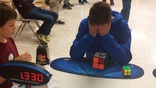 2x2 World Record Average Fail