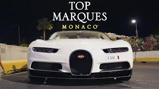 TOP MARQUES MONACO 2018 - Best Supercar Sounds!
