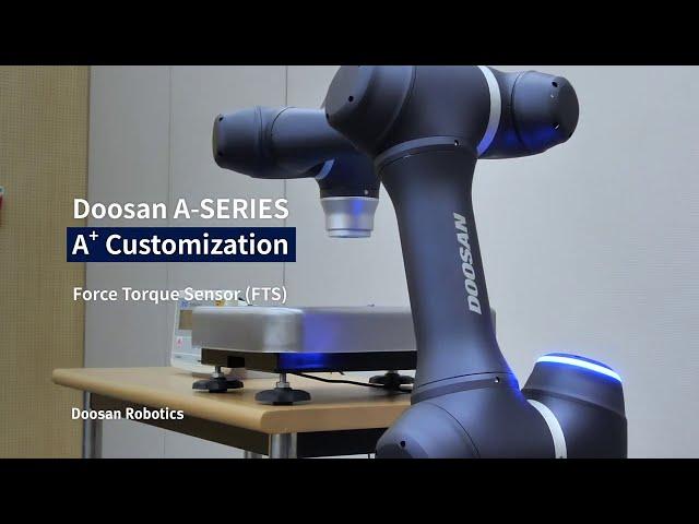 Doosan Robotics A SERIES - A+ Customization  - Force Torque Sensor