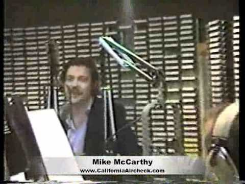 MIKE McCARTHY WWMX MIX 106 BALTIMORE RADIO