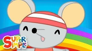 we all fall down   nursery rhymes   super simple songs
