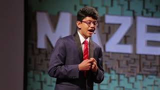 GAMING IS MORE THAN JUST PLAYING | Mujtaba Mohammed | TEDxYouth@TWSDubai
