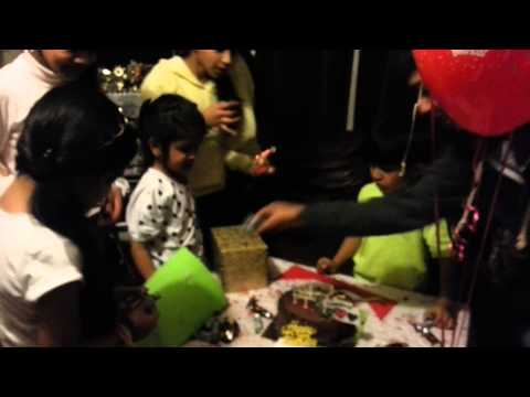 3 IN 1 CELEBRATION PARTY  OF D'SOUZA FLY(2013)p1