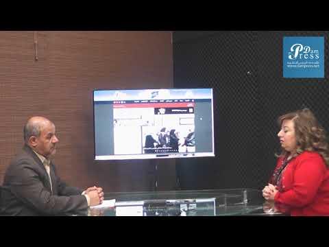 دام برس : الأمين العالم لجامعة الأمة العربية في حوار حصري لدام برس : الكلمة الفصل