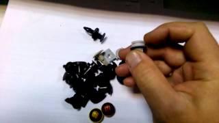 Обзор Ходовых пластиковых клипс (пистоны для иномарок) часть 2