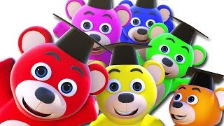 Are You Sleeping Teddy Bear | MORNING ROUTINE | 3D Nursery Rhymes For Kids By All Babies Channel
