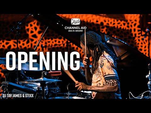Opening Jam with DJ Tay James & Devon Stixx Taylor (live from Elbphilharmonie Hamburg) #CALIC2018
