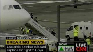 Schnittshow.com: Lockerbie Bomber Released And Boarding A Plane Leaving Scotland