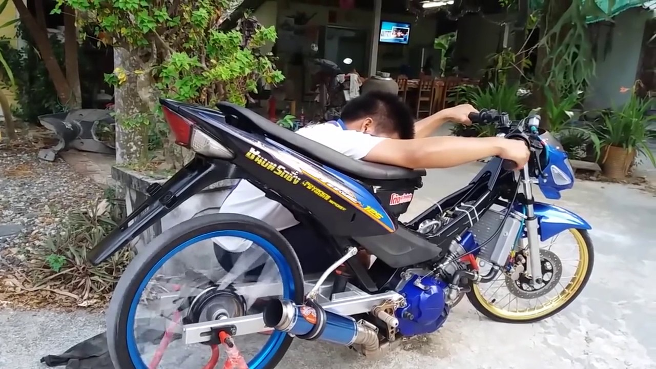Honda Sonic 125 Thailand