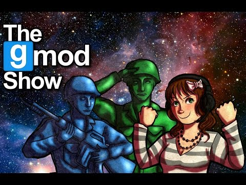 The Gmod Show: Going To Space