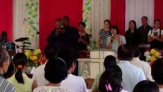 HOLY SPIRIT ( Ruach HaKodesh ) moved #3 - New Life Christian Fellowship, Talisay City, Cebu