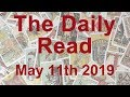 The Daily Read - This opportunity has been a long time coming - May 11th 2019 - Daily Tarot