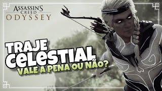 Assassin's Creed Odyssey - Pacote Celestial (Set Lendário + Montaria)