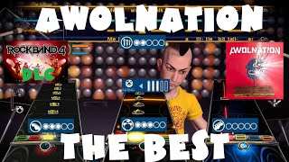 AWOLNATION - The Best - Rock Band 4 DLC Expert Full Band (March 19th, 2020)