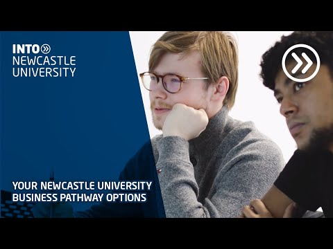 Business Pathways at INTO Newcastle University