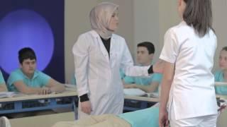 Alp Koleji Anadolu Sağlık Meslek Lisesi Tanıtım Filmi [HD] 2014