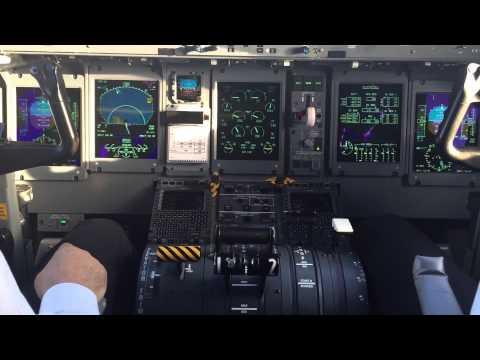SATA Q400 Startup And Takeoff Santa Maria