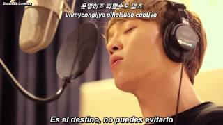 It's Okay, That's Love Ost - Best Luck - Chen (EXO) [Sub Español+Hangul+Rom]