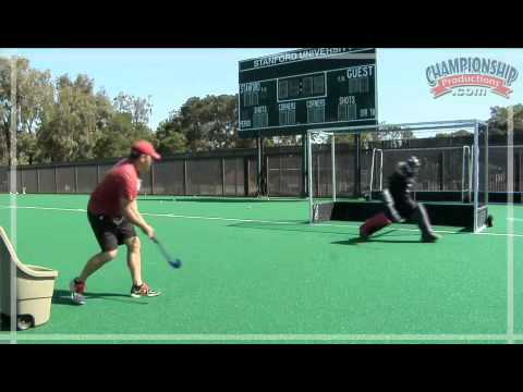 Goalkeeping Drills For Field Hockey