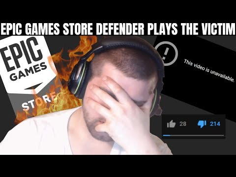 Griffin Gaming and His Crybabies are Harassing Me! | Hippozoned The Epic Games Store Hippocrite