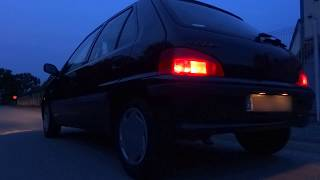 Peugeot 106 1,1l 60cv sound
