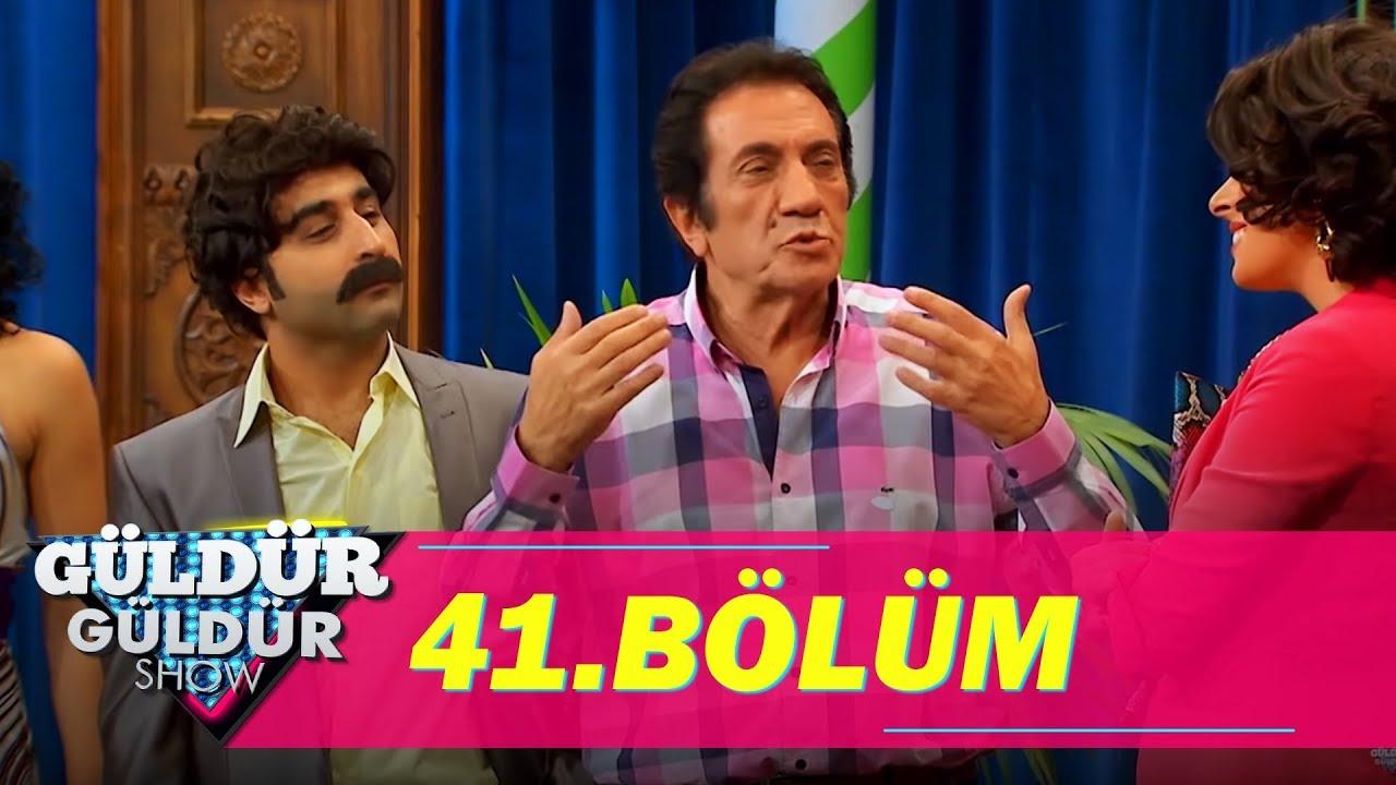 Güldür Güldür Show 41 Bölüm Full Hd Tek Parça Youtube