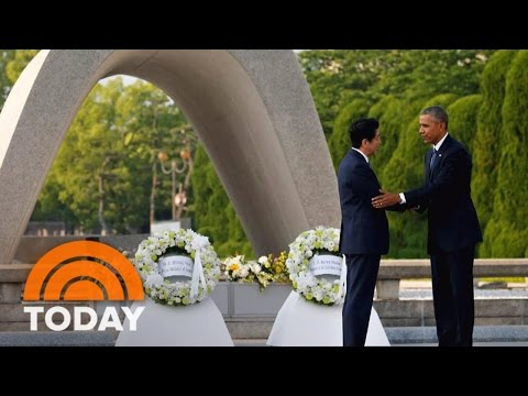 Pearl Harbor: President Obama And Japanese PM Meet 75 Years After Attack | TODAY