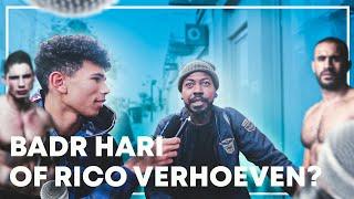 BADR  VS RICO WAT DENKT UTRECHT? - DWOPE OP STRAAT #1