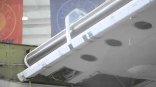 Cessna Caravan TKS Anti-Ice Leading Edge Porous Panel Purge