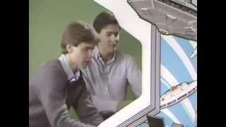 XEVIOUS ATARI promotion movie 1982