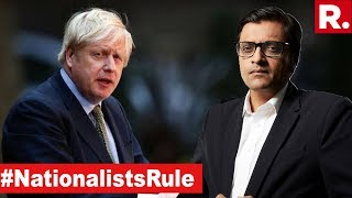 Boris Johnson Wins, What's The Message? | The Debate With Arnab Goswami