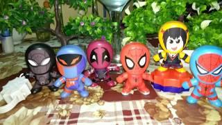 McDonald's India Toys The Spider Man Movie 2018