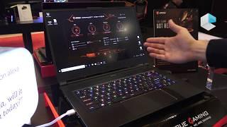 MSI GS65 Stealth con Nvidia Geforce RTX ITA