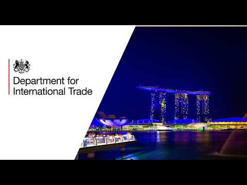 Department for International Trade Singapore IP Webinar