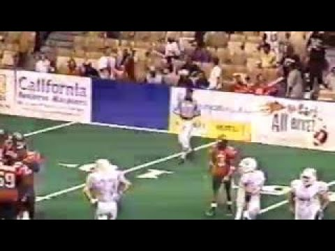 arenafootball2 San Diego Riptide at Central Valley Coyotes 7/10/2004