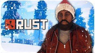 Noel Babalar İle Fight - Yakınlardaki Evi Patlattık / Rust Survival Türkçe