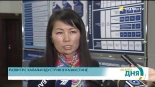 Развитие халал индустрии в Казахстане